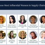 100 Most Influential Women in Supply Chain Management