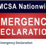 FMCSA emergency exemption information