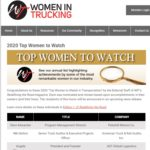 Top Women To Watch